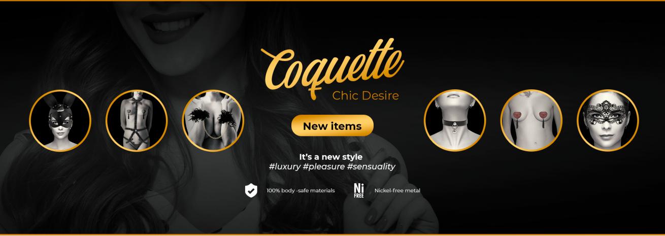 Coquette accessories