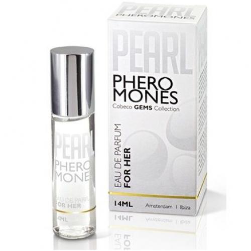 PEARL PHEROMONES EAU DE PARFUM PARA ELA 15 ML