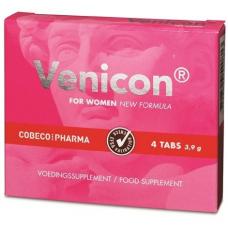 COBECO VENICON PARA MULHERES 4 TABS