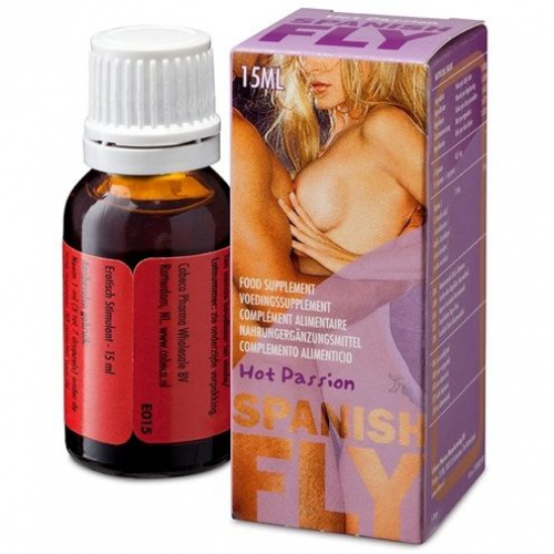 COBECO SPANISH FLY HOT PASSION 15ML