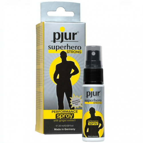 PJUR SUPERHERO STRONG 20 ML