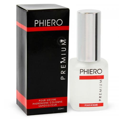 PHIERO PREMIUM. PERFUME COM FEROMONAS PARA HOMENS