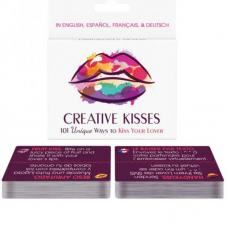 KHEPER GAMES CREATIVE KISSES ES / FR / DE / EN