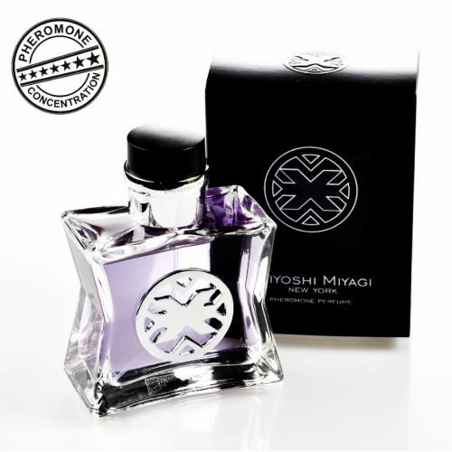 MIYOSHI MIYAGI NEW YORK PHEROMONE PERFUME MAN 80ML