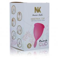 NINA CUP MENSTRUAL CUP TAMANHO ROSA
