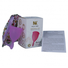 NINA CUP MENSTRUAL CUP SIZE S LILAC