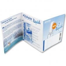 AQUAGLIDE WATERBASED LUBRICANT LUBRICANT DE ÚNICA DOSE 3 ML