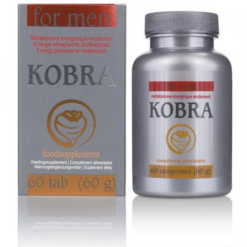 KOBRA FOR MEN 60 TABS