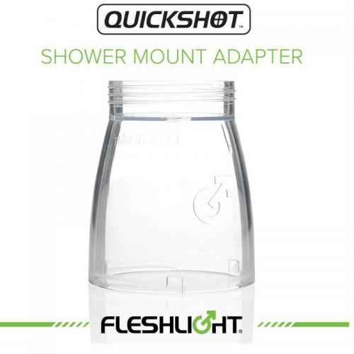 ADAPTADOR FLESHLIGHT QUICKSHOT SHOWER MOUNT