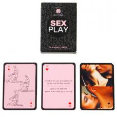 SECRETPLAY JUEGO DE CARTAS SEX PLAY ES/EN