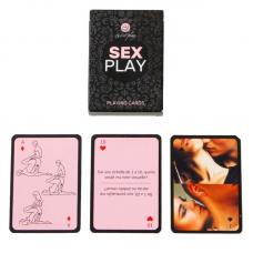 SECRETPLAY JUEGO DE CARTAS SEX PLAY FR/PT