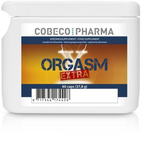 ORGASM XTRA FOR MEN 60 TABS