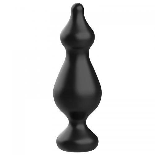 TOYS TOYS TOYS ANAL SEXUAL PLUG 13.6 CM PRETO