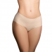BYE BRA INVISIBLE HIGH BRIEF 2 PACK XL