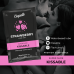 COQUETTE WATERBASED KISSABLE STRAWBERRY LUBE GEL 10 ML