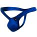CUT4MEN - POUCH ENHANCING THONG ROYAL BLUE S