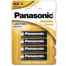 BATERIA PANASONIC BRONZE AA LR6 4U