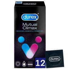 DUREX CLIMAX MUTUO 12 UNIDADES