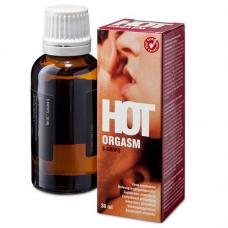 HOT ORGASM DROPS 30 ML